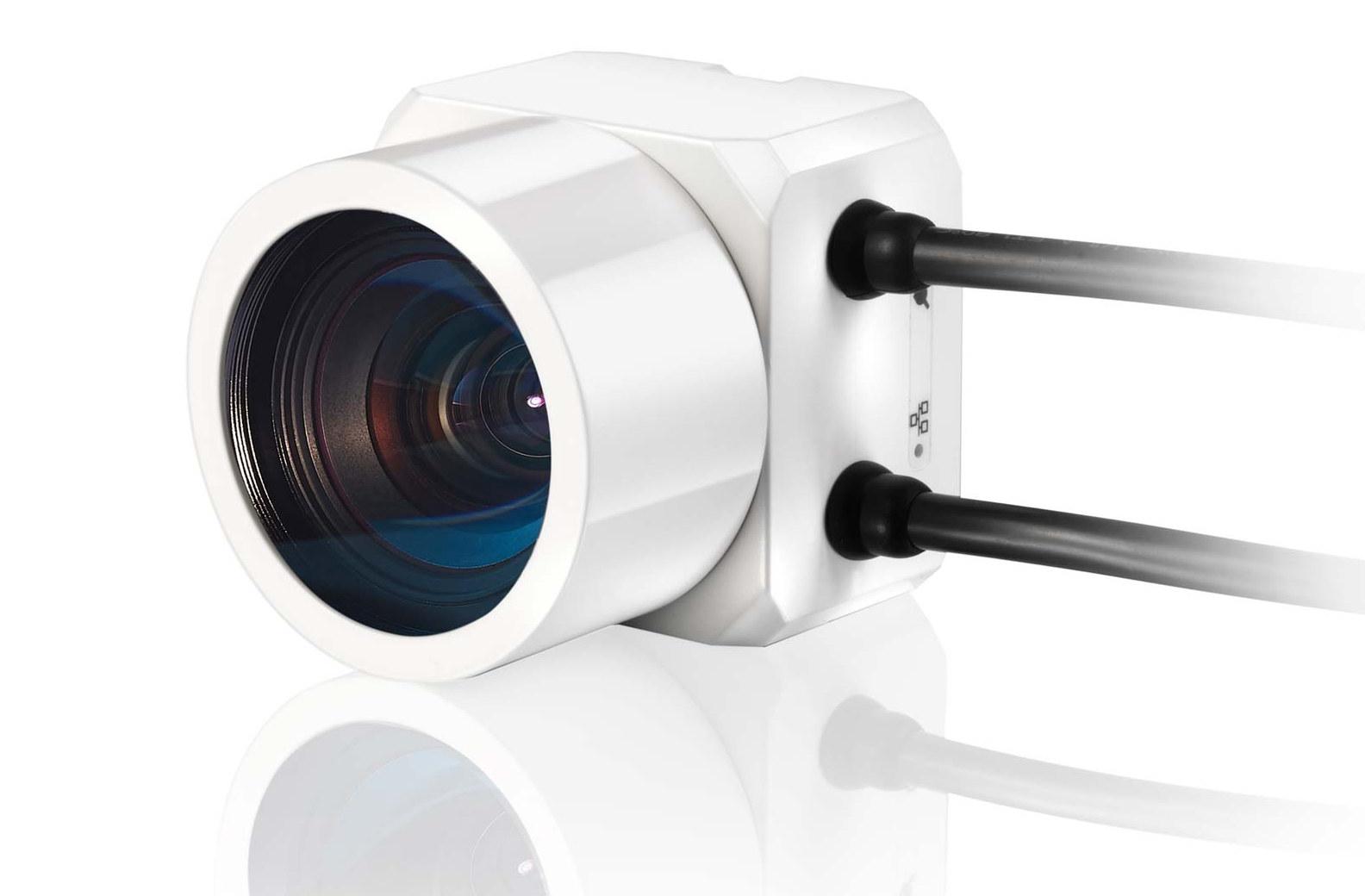 "Imago ""VisionAI"" Smart AI Camera supports Tensorflow Lite & AutoML Vision Edge"