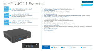 Intel Atlas Canyon NUC