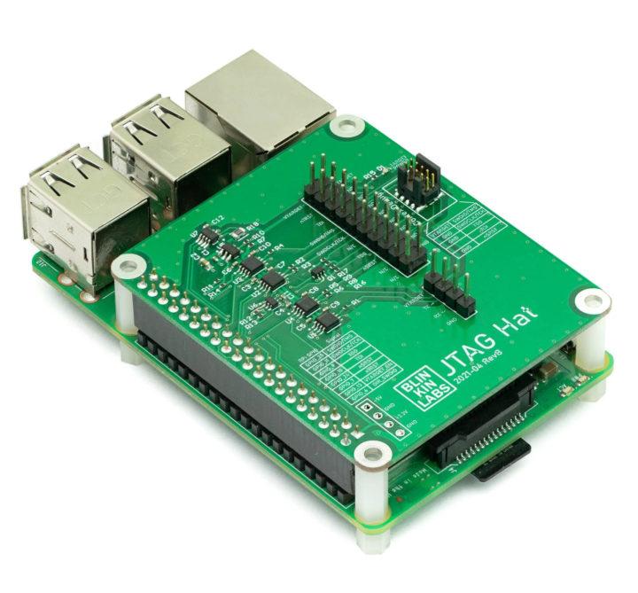 JTAG Hat for Raspberry Pi