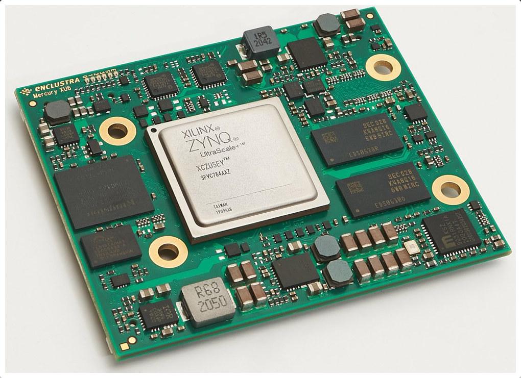Mercury-XU6 Zynq Ultrascale+ SoM