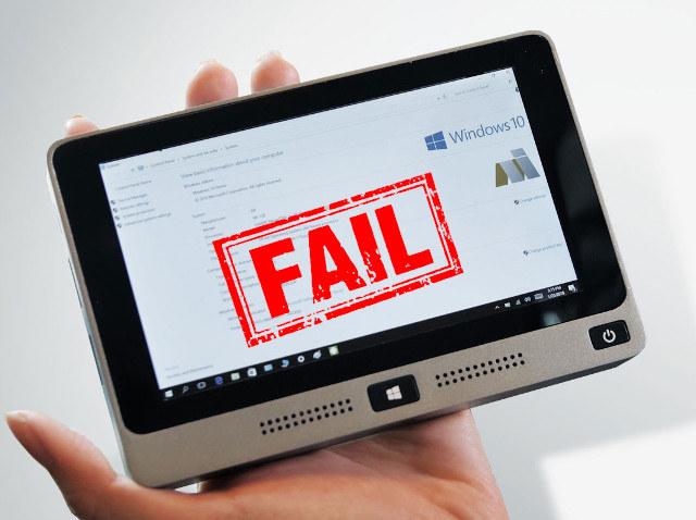 Mi Mini PC Fail