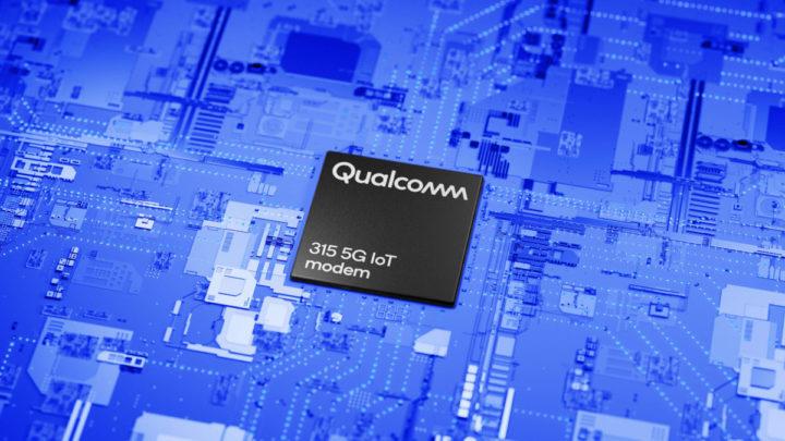 Qualcomm 5G IoT modem