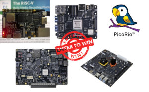 RISC-V development board giveaway
