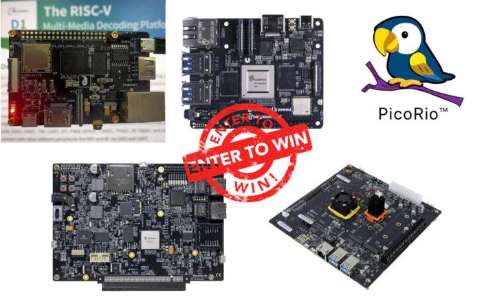 RISC-V development board giveaway