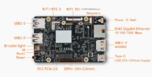 RK3566 single board computer