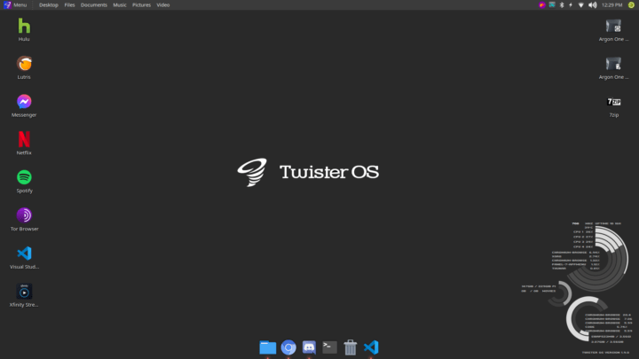 Twister OS Armbian