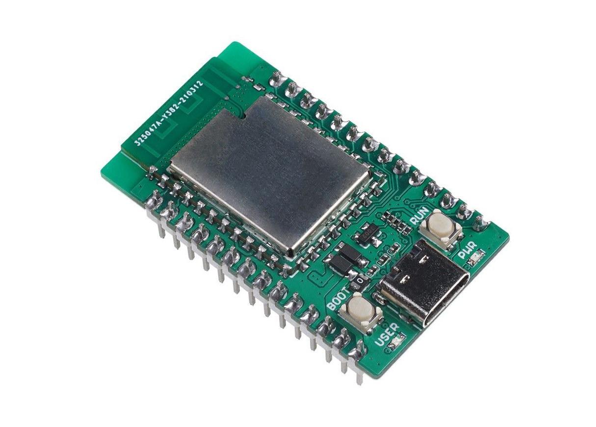 Wio RP2040 mini WiFi board