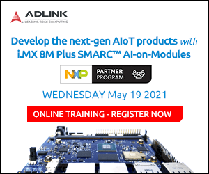 Develop the next-gen AIoT products with i.MX 8M Plus SMARC™ AI-on-Modules