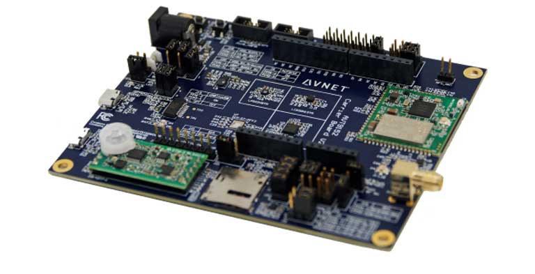 Avnet AVT9152 development kit