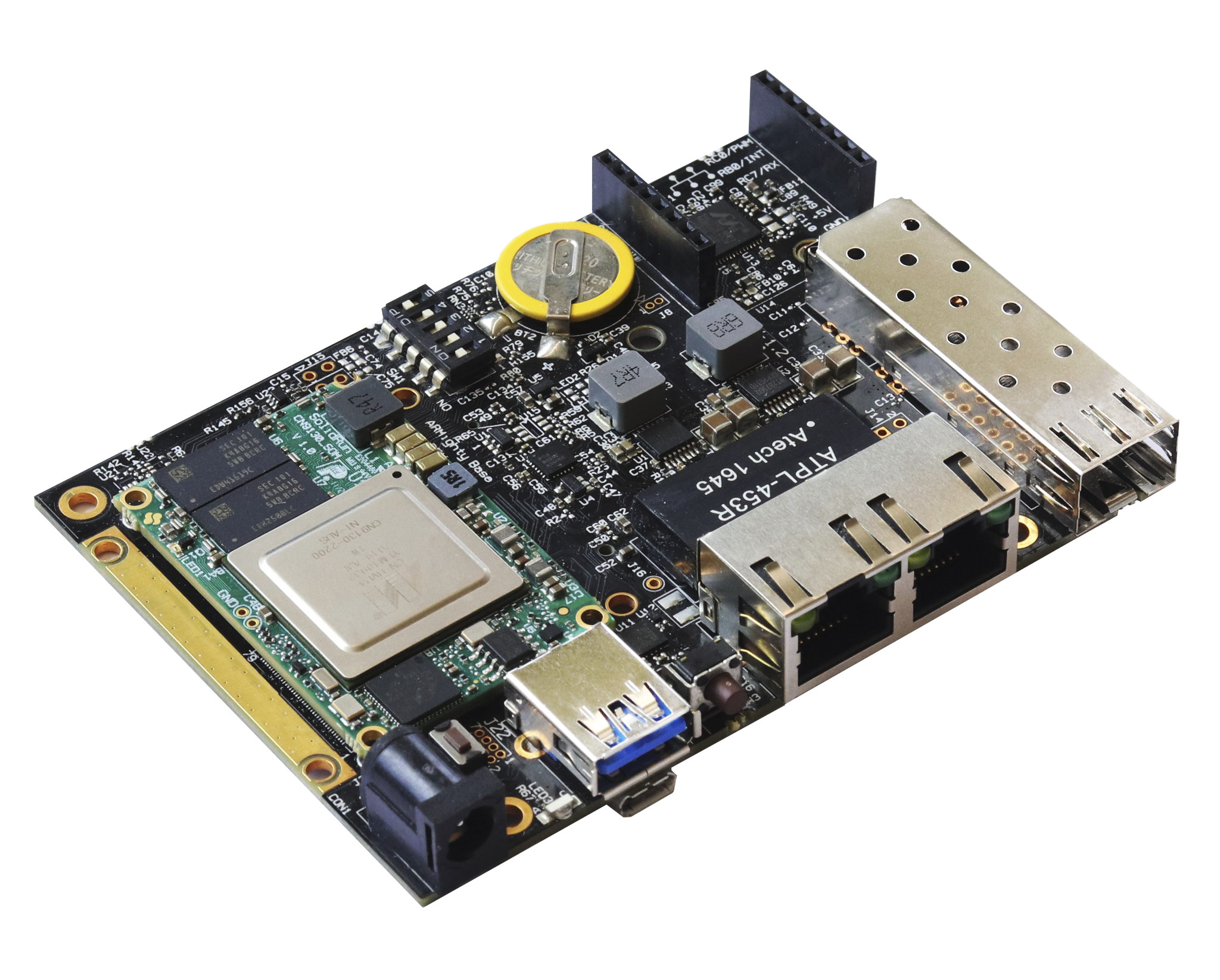 ClearFog CN9130 Base networking board