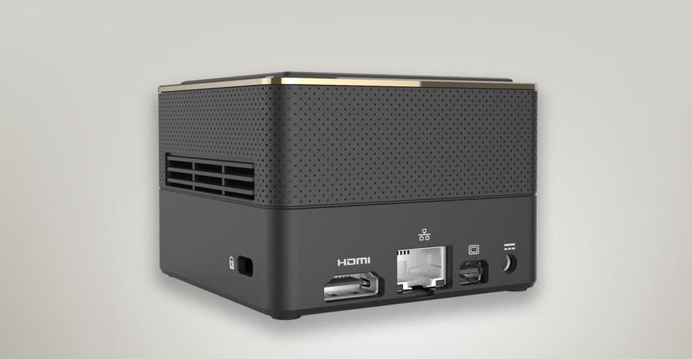 ECS LIVA Q3 Plus pocket-sized mini PC