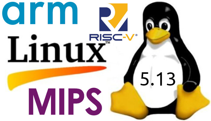 Linux 5.13 release