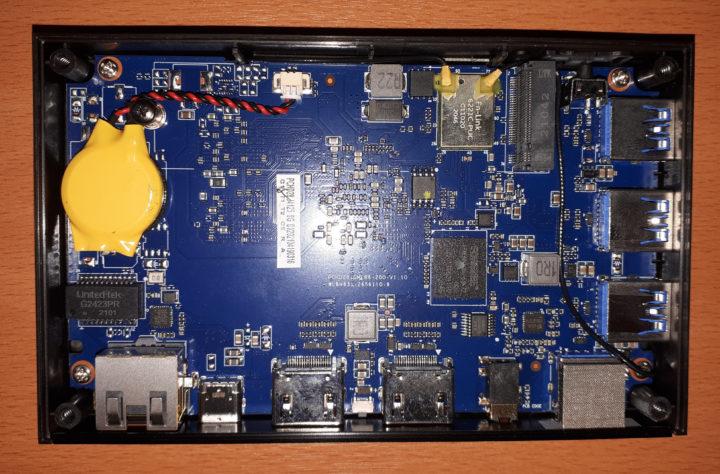MeLE Quieter2 motherboard
