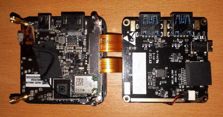 Nuxbox motherboards teardown