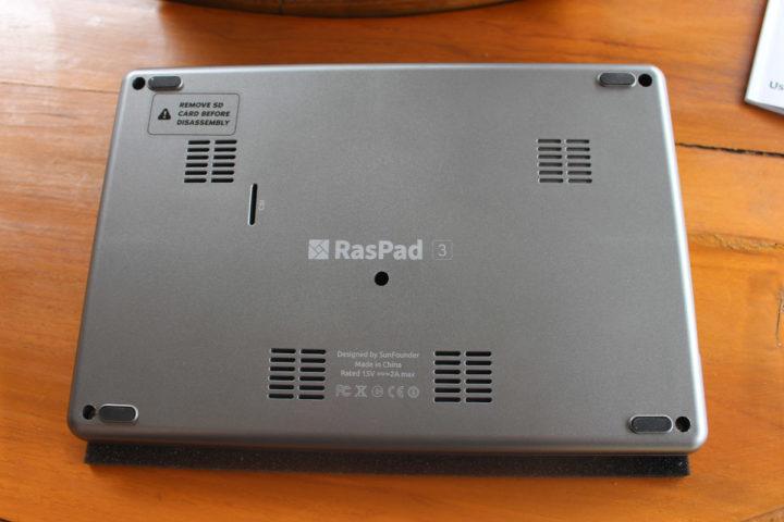 RasPad 3 MIPI CSI camera opening