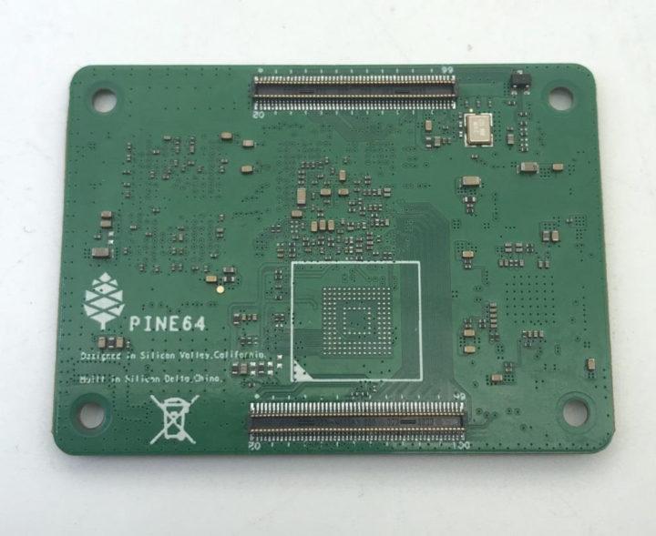 Raspberry Pi CM4 compatible RK3566 SoM