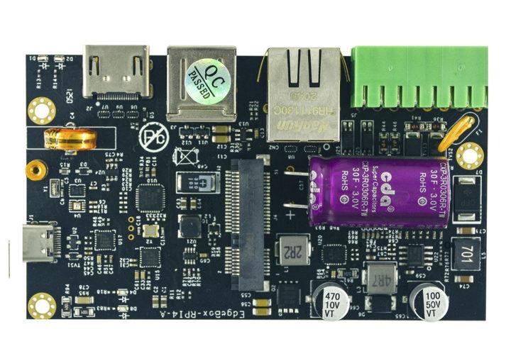 Raspberry Pi CM4 industrial controller board