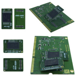 am335x system-on-module replaceable emmc & ram