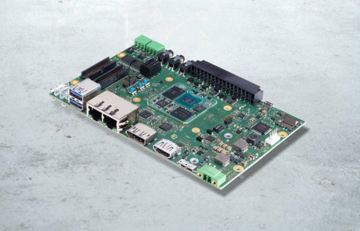 i.mx 8m plus LGA module eval kit / sbc