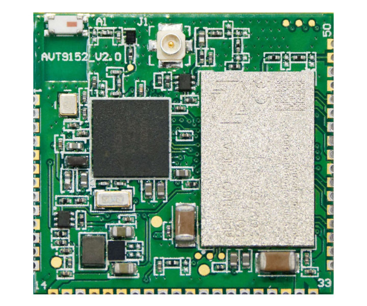 nRF52840 & nrRF91 IoT module