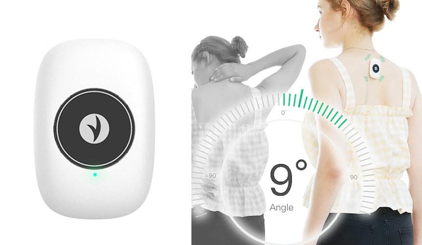 Posture correction smart sensor