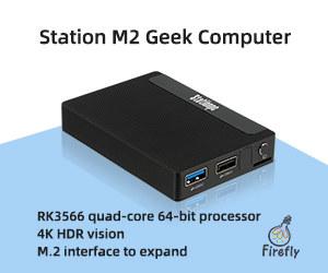 Station M2 Geek Computer