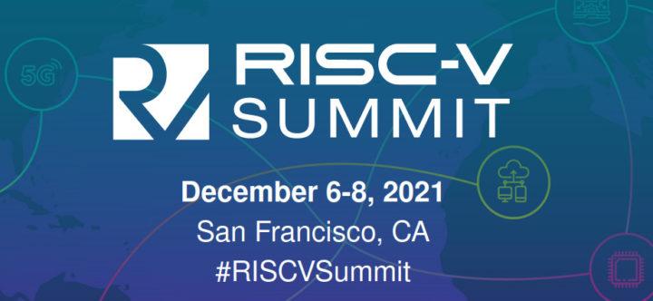 2021 RISC-V Summit