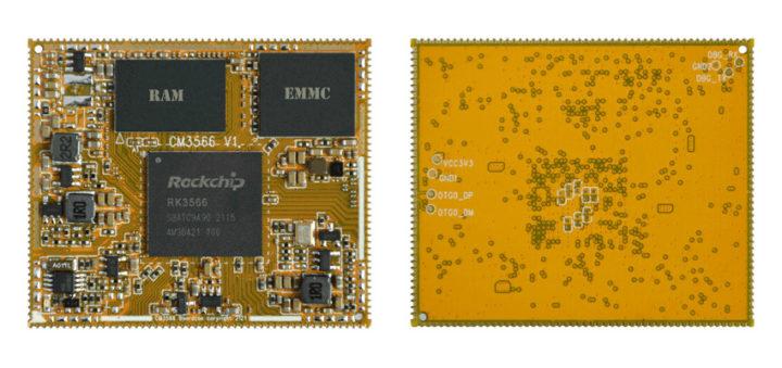 CM3566 RK3566 SoM