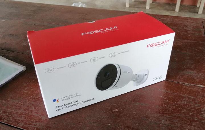 Foscam SPC WiFi Spolight Camera Review