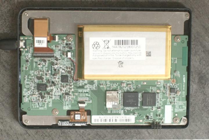 Kobo Clara HD microSD card UART
