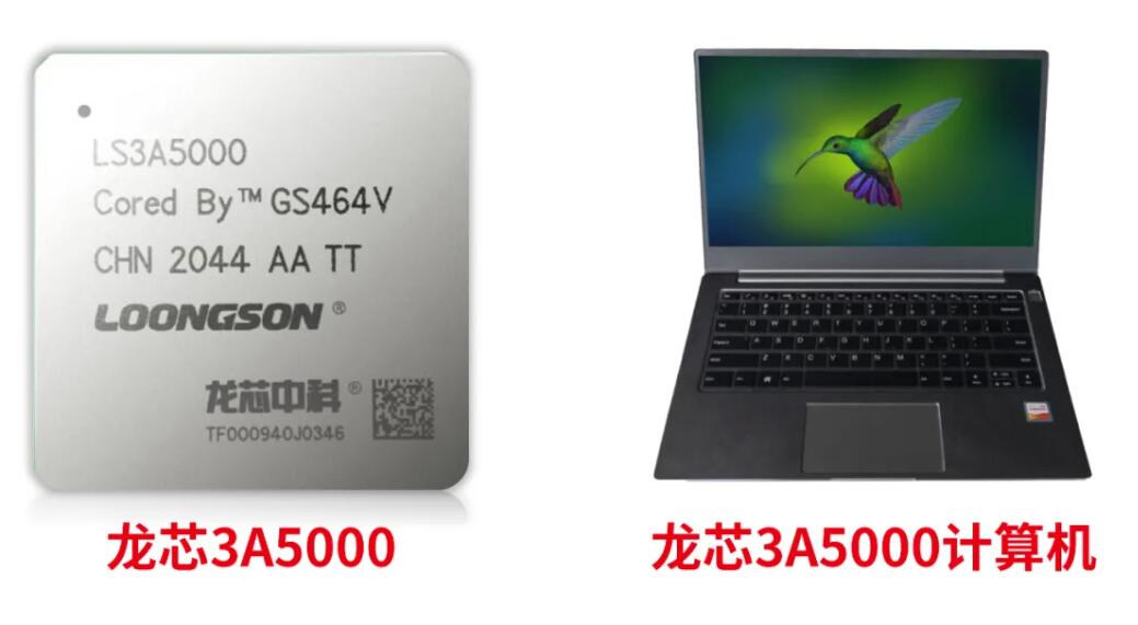 Loongson has officially launched the first processors based on LoongArch CPU instruction set architecture designed for made-in-China SoCs without the