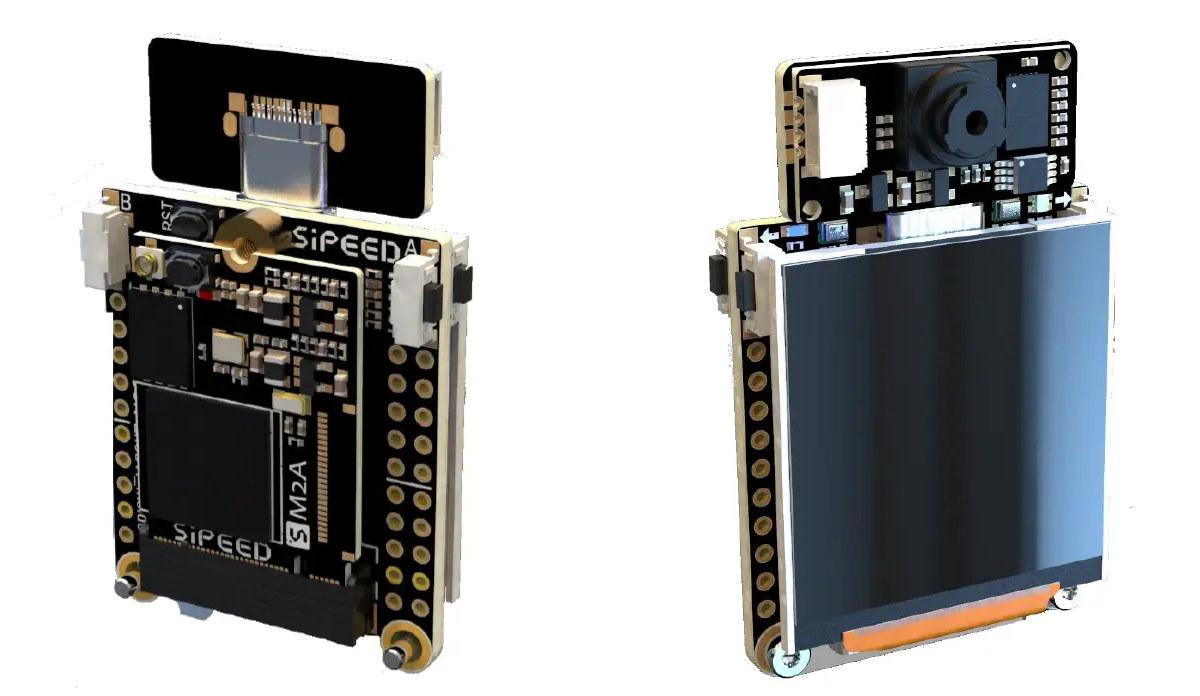 MAIX-II A R329 processor USB camera