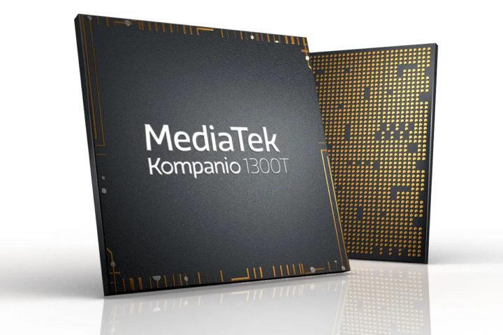 Mediatek Kompanio 1300T 5G Tablet processor