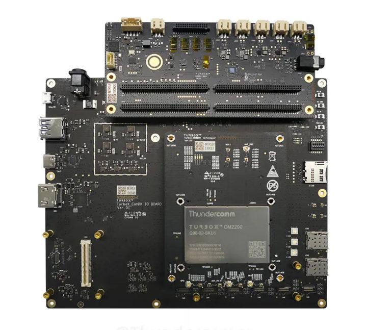 Qualcomm QCM2290 development board