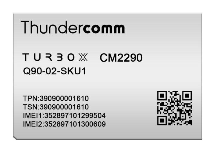 Qualcomm QCM2290 module - TurboX CM2290