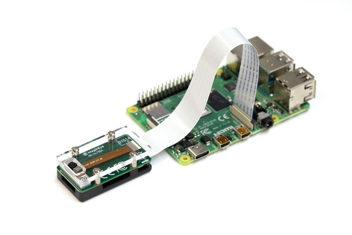 Raspberry Pi 3D Sensing development kit