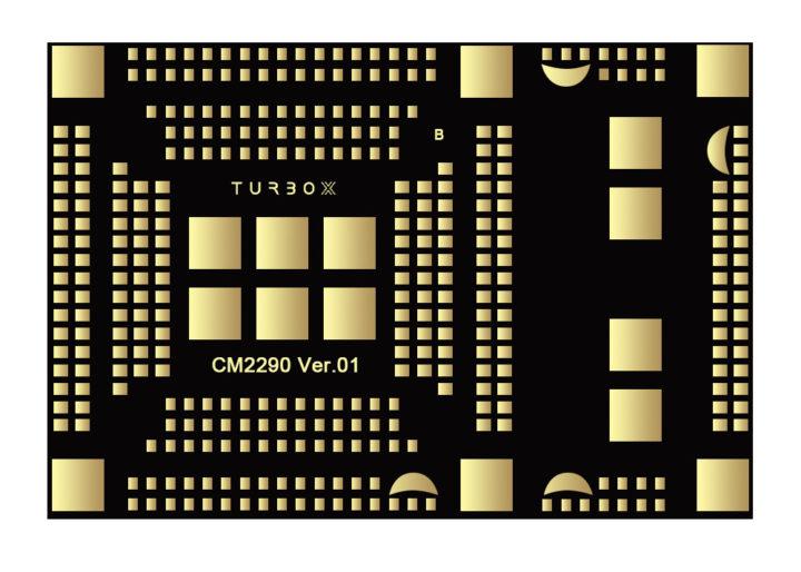 TurboX CM2290 LGA package