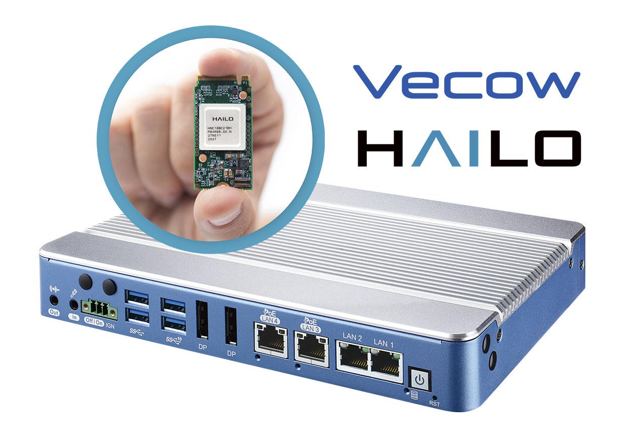 Vecow ABP-3000-AI Hailo-8 accelerator