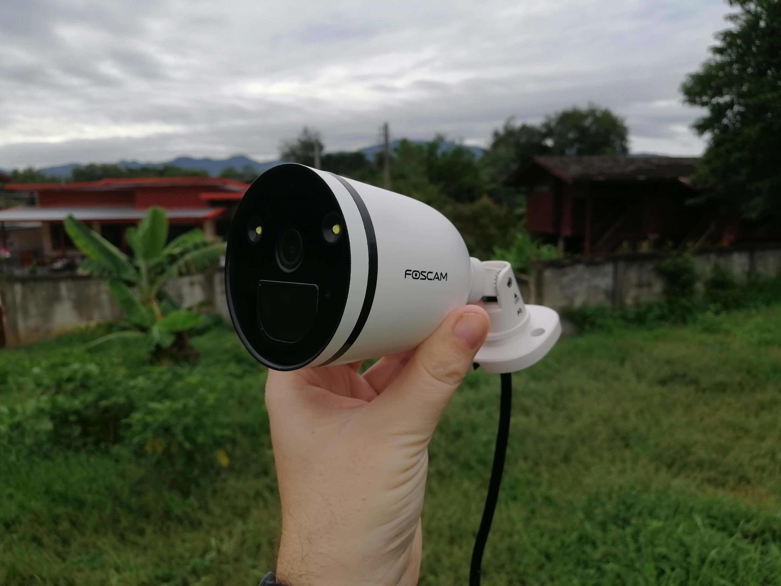 WiFi Spolight camera