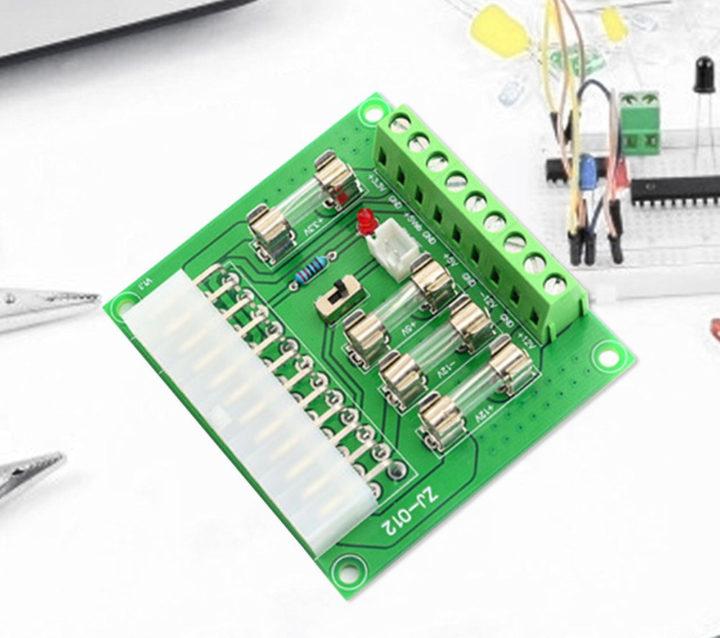 ZJ-012 ATX Power Supply single board computer