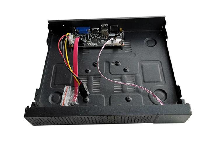 N6110E SigmaStar SSR621Q network video recorder