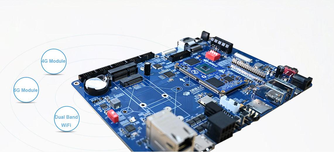 OKMX8MP-C i.MX 8M Plus SBC