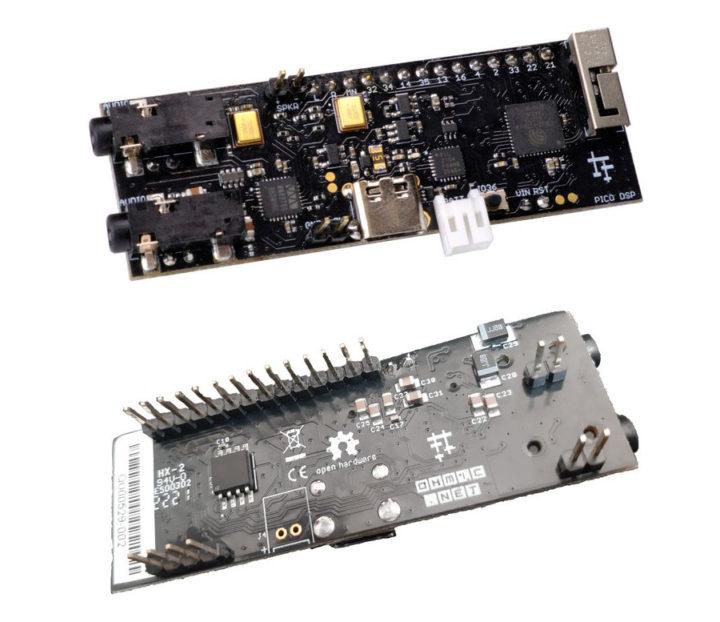 PICO DSP ESP32 audio development board