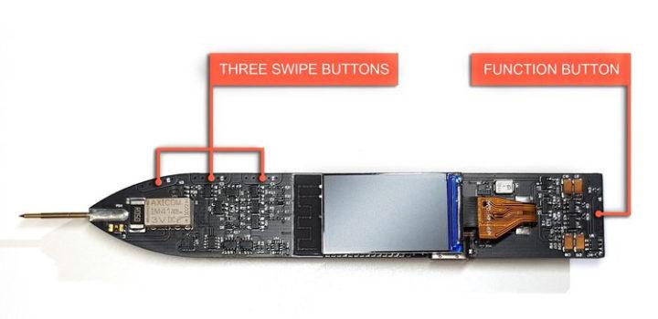 QUARK wifi multitool board