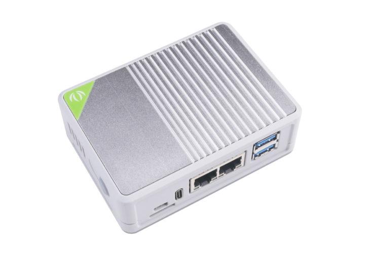 Raspberry Pi Compute Module 4 mini router