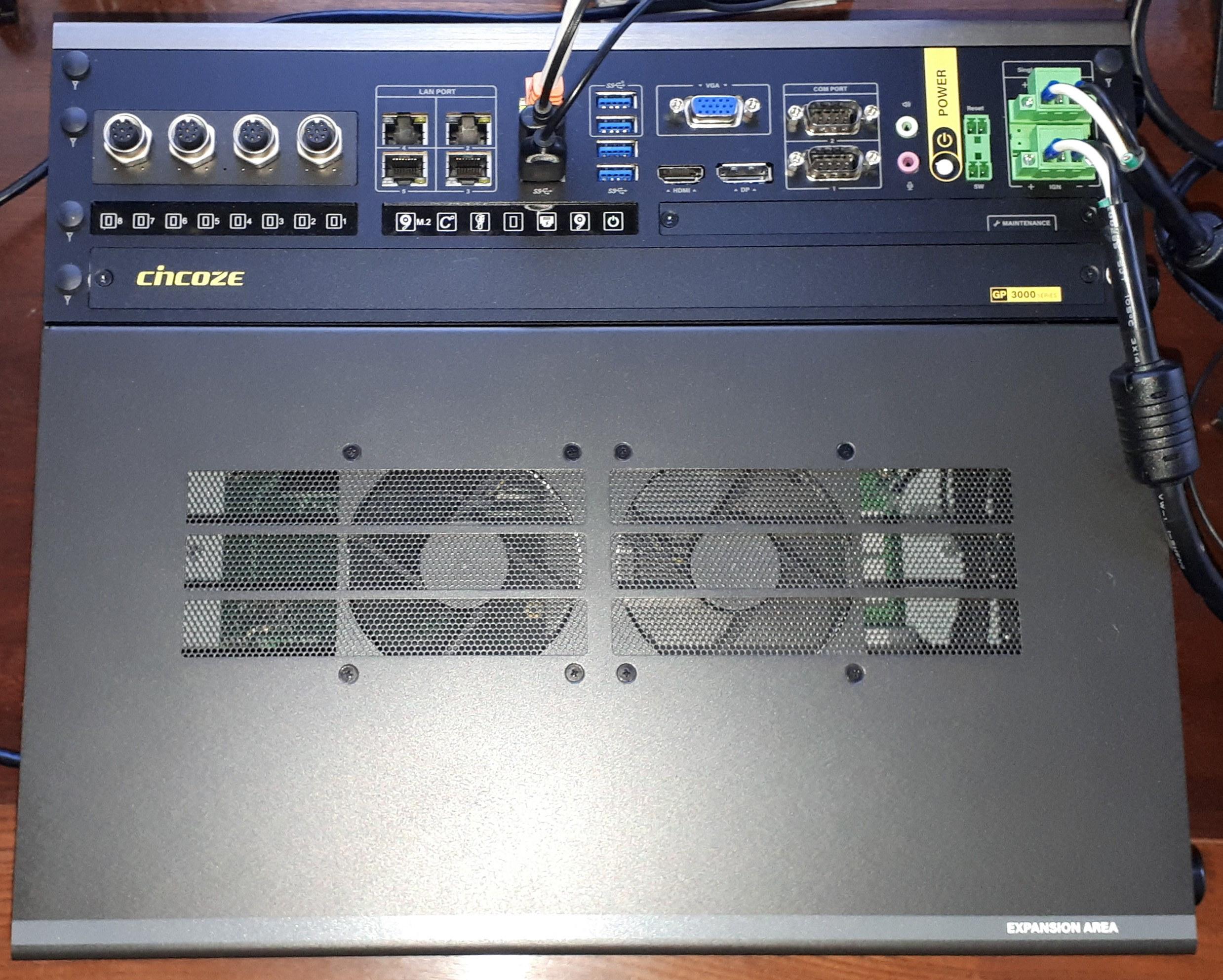 cincoze gp-3000 review