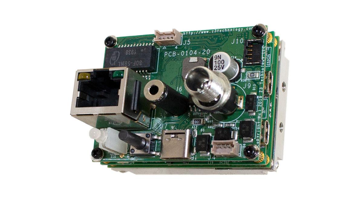 h.265 video encoder board