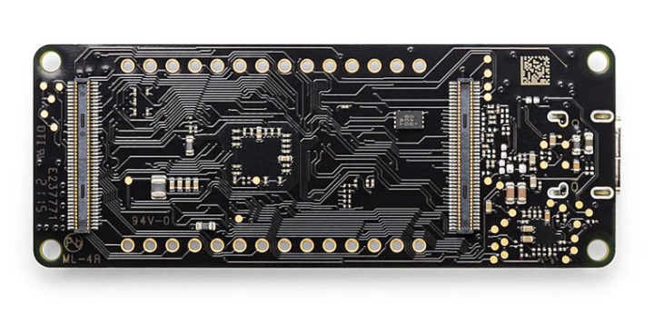 Arduino Portenta H7 Lite 80-pin-connector microchip secure element