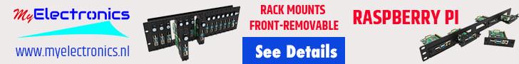 Raspberry Pi Rackmount