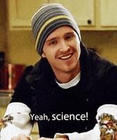yeah, science! meme